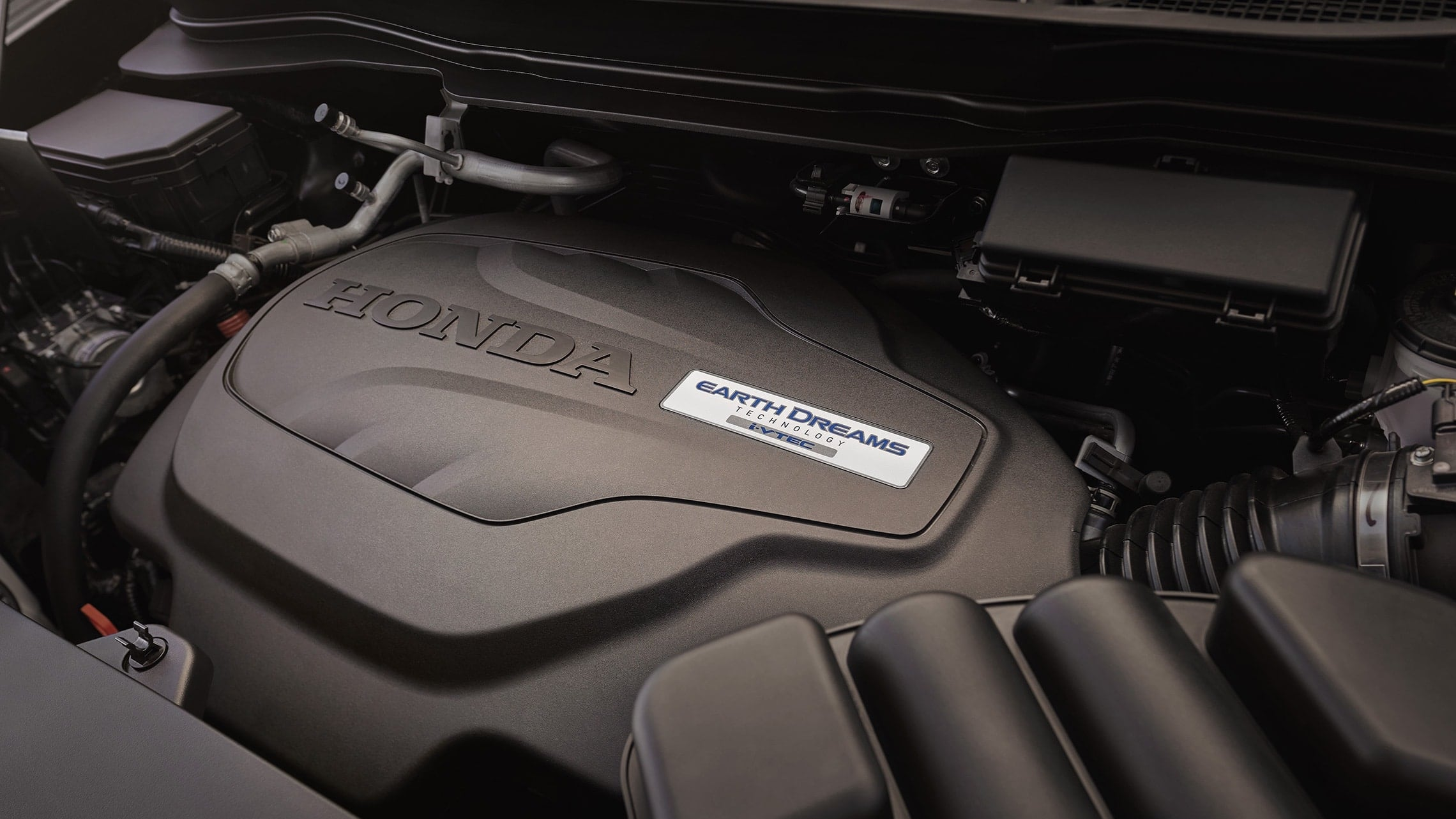 280-hp i-VTEC® V-6 engine on the 2019 Honda Passport Elite.
